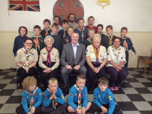 Woodley Scout Group