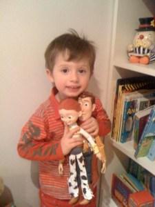 Lil H, Woody & Jessie
