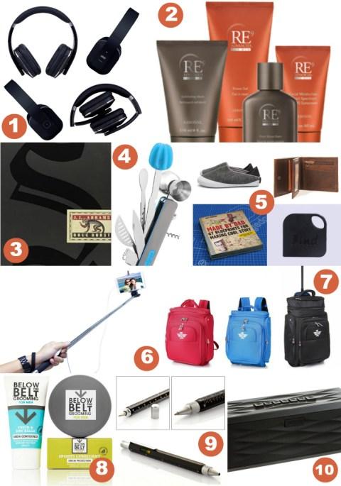Christmas gift ideas for guys 2014