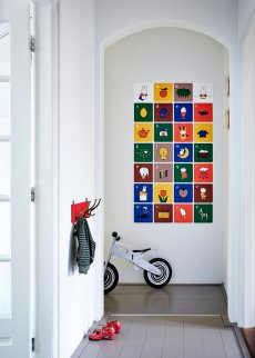 Miffy Wall Art Family Home