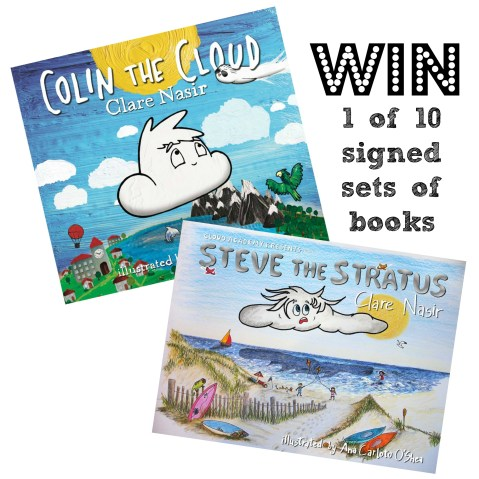 Signed Book Giveaway