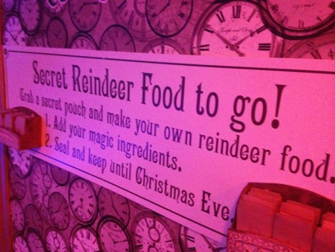 Reindeer food mix