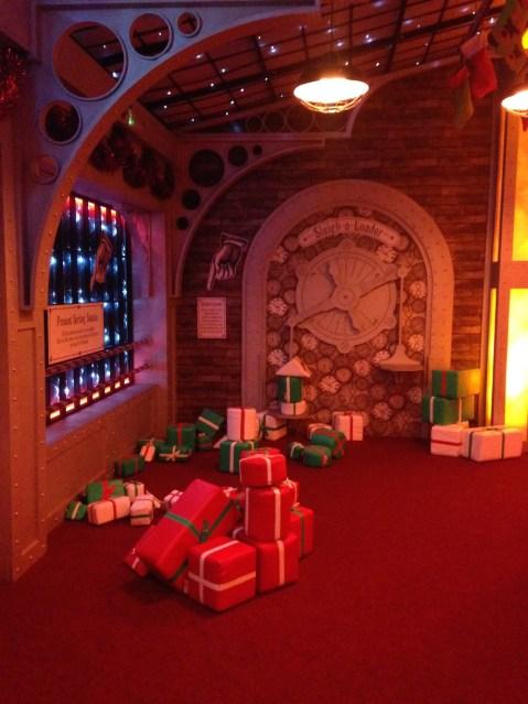 Santas parcels