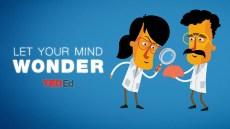 TEDTalks LET YOUR MIND WONDER