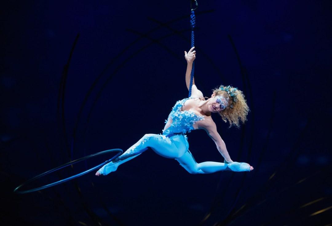 AMALUNA Cirque du Soleil Trafford Centre Ticket Giveaway