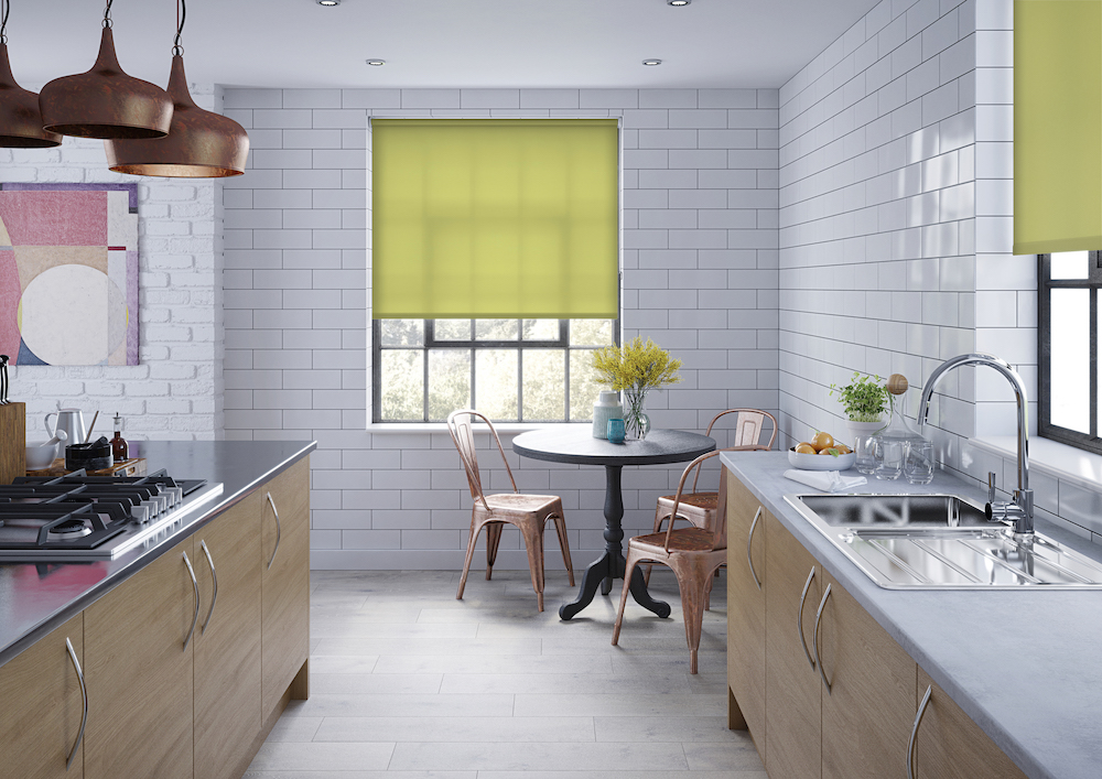 Window roller blinds from 247 Blinds www.247blinds.co.uk