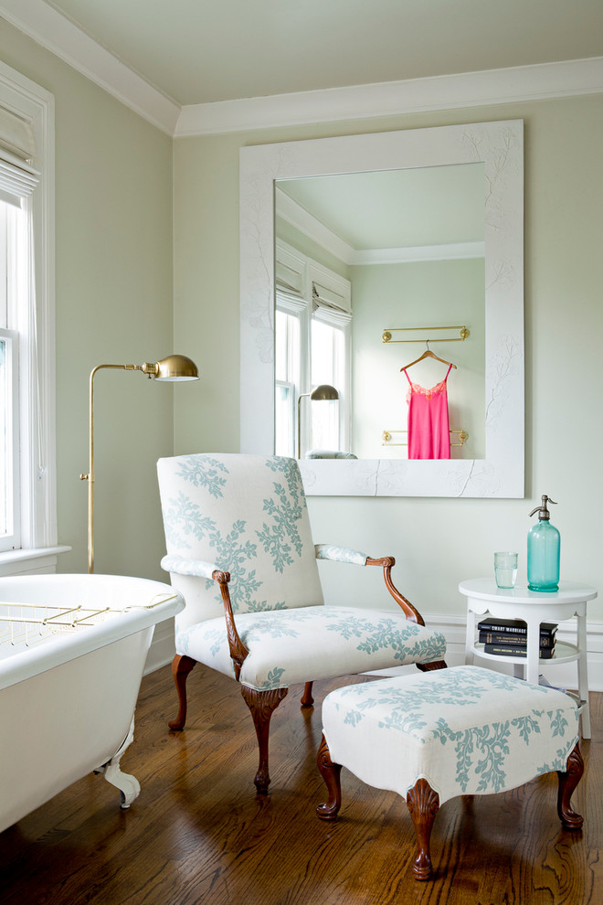 furniture in bathroom