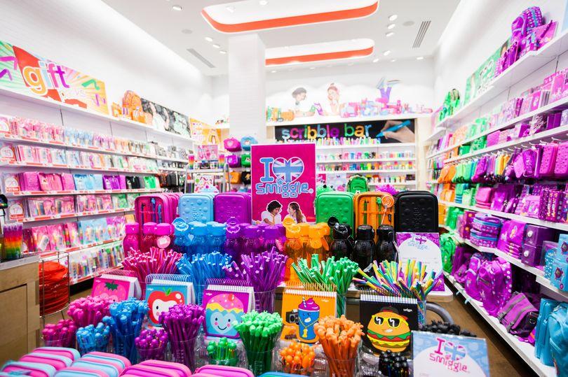 Smiggle Trafford Centre Store