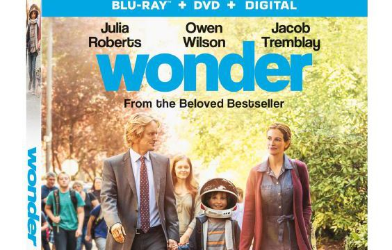 Wonder The Movie Review Out on DVD March 2018