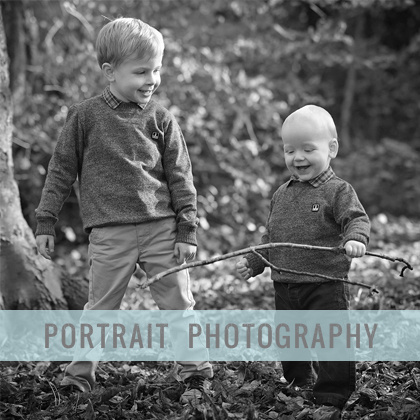 Portrait and Family Photographer Cheshire
