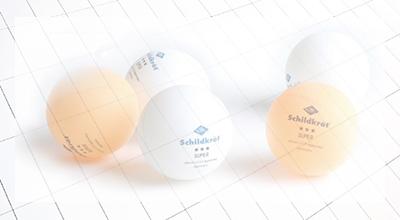 Tafeltennisballen