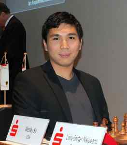 Wesley So in 2015.