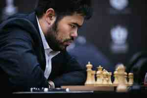 Hikaru Nakamura will be gunning for glory at the Grand Prix