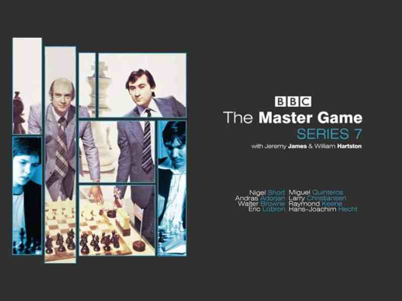 Chess on TV: The Master Game