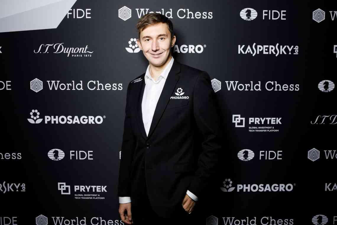 Sergey Karjakin spoke to Chessable