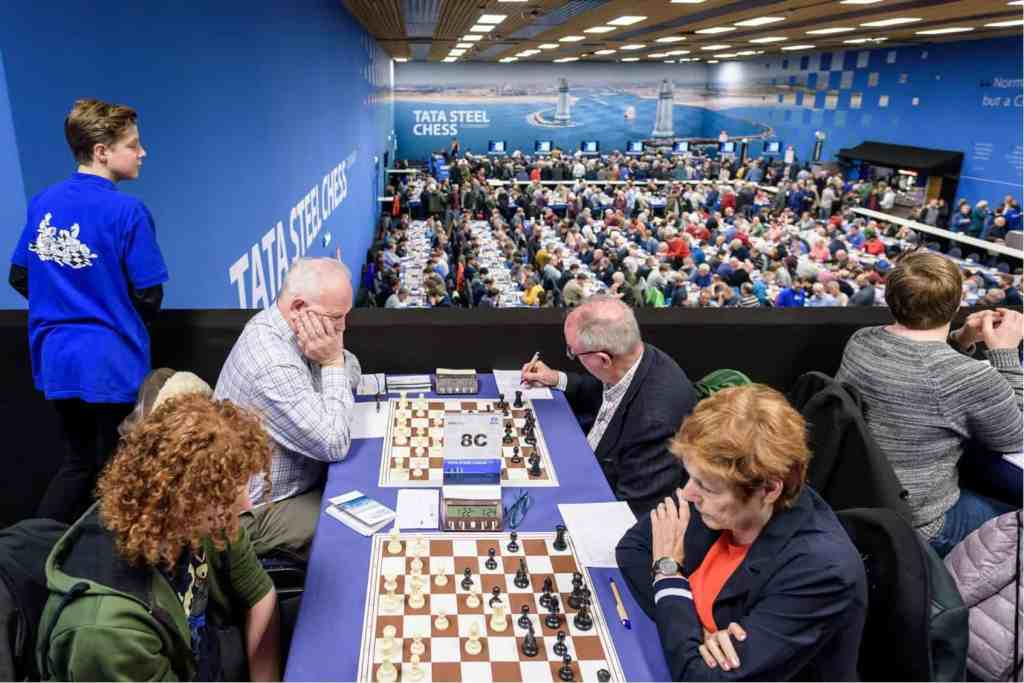 The Tata Steel Chess Tournament 2019