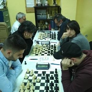 Tres lideres tras la cuarta ronda en Villaverde