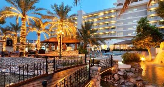 Hilton Hotel in Al Ain
