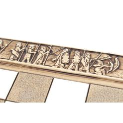 ARMA 陶器のチェスセット レオニダス 31cm 4
