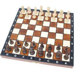 Wegiel 木製チェスセット マグネティック 27cm 1