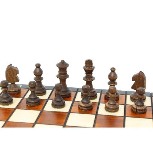Wegiel 木製チェスセット マグネティック 27cm 13