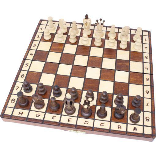 Wegiel 木製チェスセット ロイヤル 35cm 1