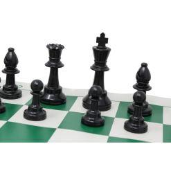 チェスジャパン スタンダードチェスセット ワールド 51cm グリーン 3