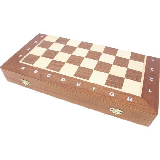 Wegiel 木製チェスセット トーナメントNo.4 41cm 2