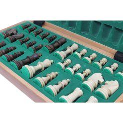 Wegiel 木製チェスセット トーナメントNo.4 41cm 5