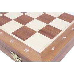 Wegiel 木製チェスセット トーナメントNo.5 47cm 3