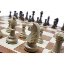 Wegiel 木製チェスセット トーナメントNo.6 52cm 6