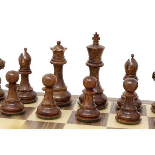 チェスジャパン チェス駒 ノーブル 107mm 6