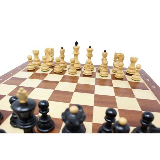 チェスジャパン チェス駒 ロシアン・スタントン 99mm 5