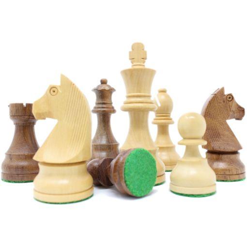 チェスジャパン チェス駒 スタンダード・スタントン 96mm 11