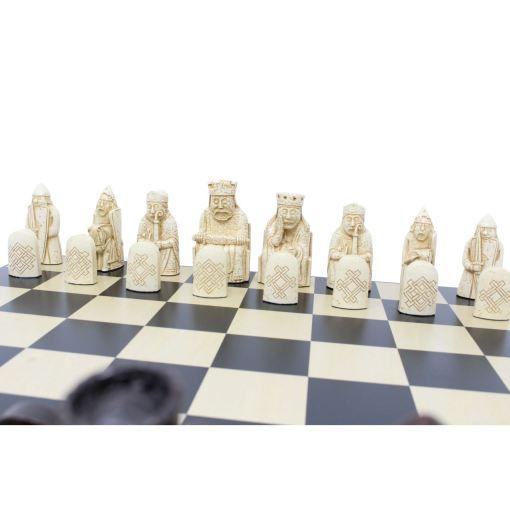スコットランド国立博物館 ルイス島のチェス駒 8.5㎝ 7