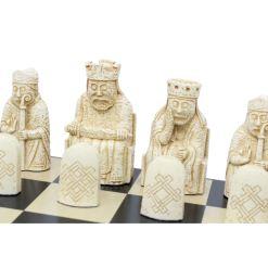 スコットランド国立博物館 ルイス島のチェス駒 8.5㎝ 8