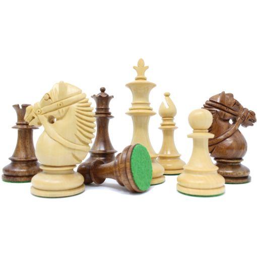 チェスジャパン チェス駒 オーソリティ 107mm 1