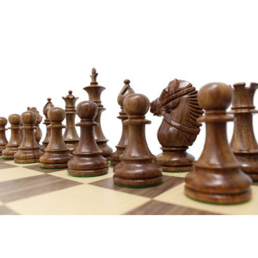 チェスジャパン チェス駒 オーソリティ 107mm 9