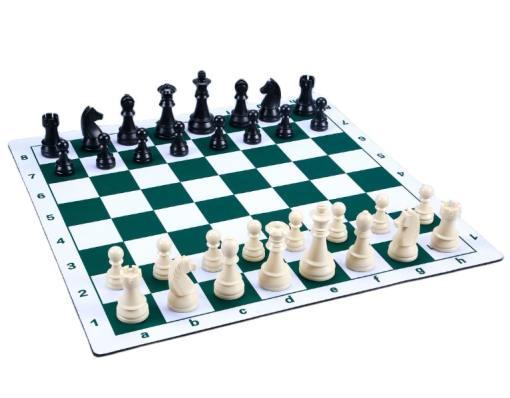 チェスジャパン チェス駒 ジャーマンナイト・スタントン 95mm 7