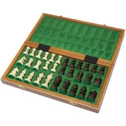 木製チェスセット オリンピアード 35cm 21