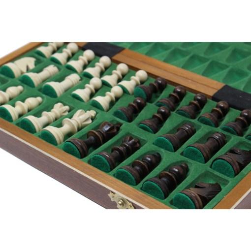木製チェスセット オリンピアード 35cm 26