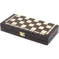 木製チェスセット パール 30cm 22
