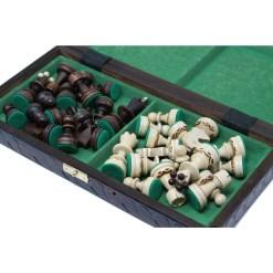 木製チェスセット パール 30cm 24