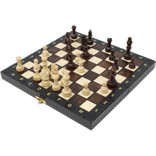 木製チェスセット スクール 27cm 18