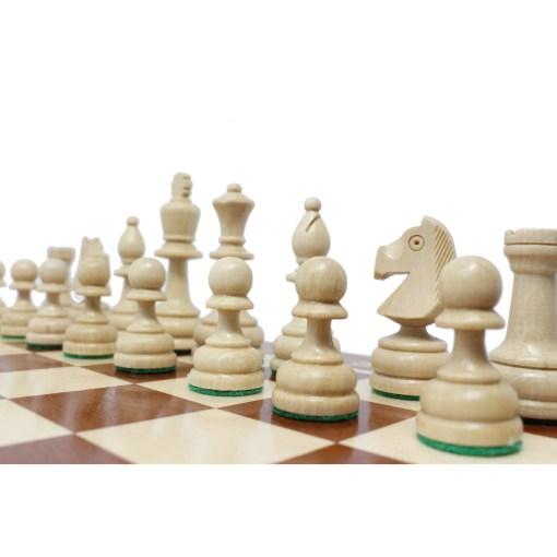 木製チェスセット トーナメントNo.4 16