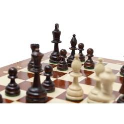 木製チェスセット トーナメントNo.4 19