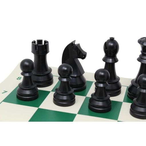 チェスジャパン チェスセット ジャーマンナイト 95mm スタンダード 43cm 7