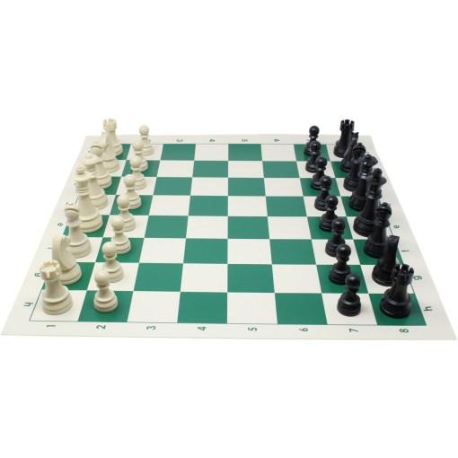 チェスセット ジャーマンナイト 95mm x スタンダード 51cm 8