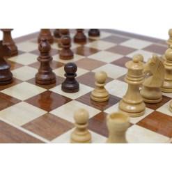 チェスジャパン チェスセット オリジン 31cm 磁石付 18