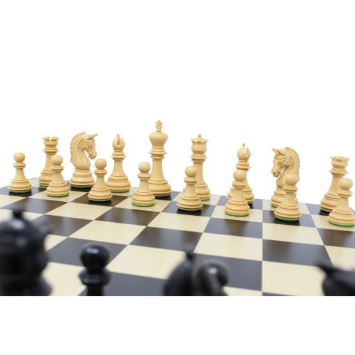チェスジャパン チェス駒 エンパイア エボナイズ 11